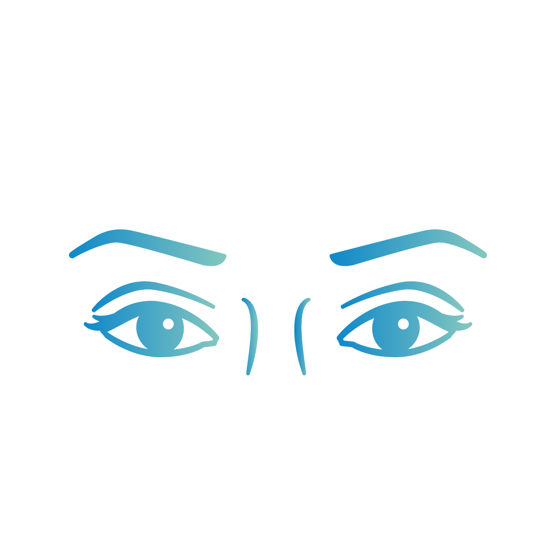 Épilation laser du visage : sourcils
