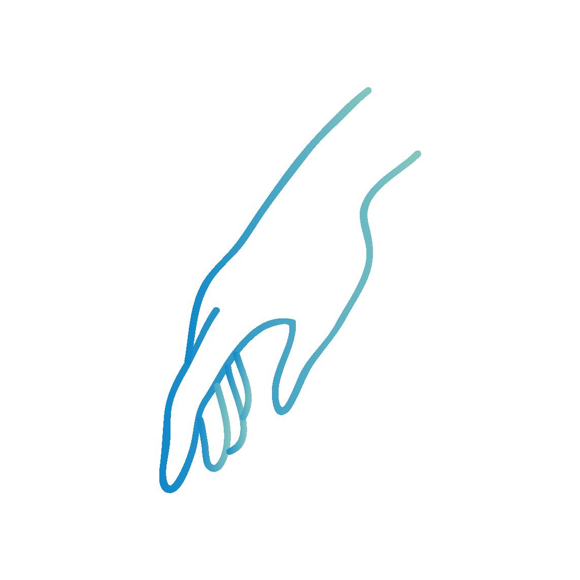 Épilation laser bras : les mains