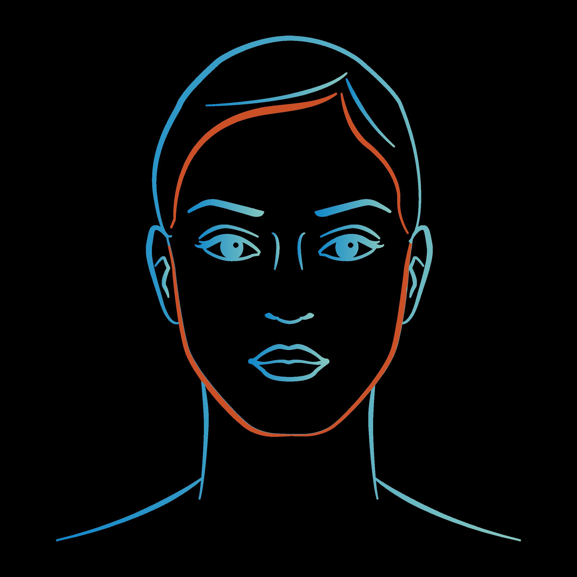 Médecine esthétique à Cannes : Injections acide hyaluronique ovale du visage
