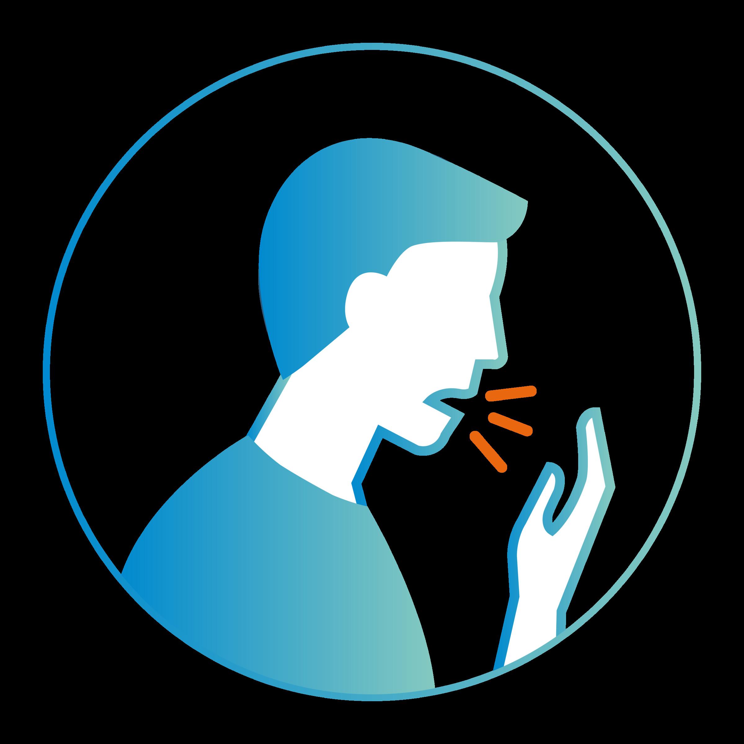 Symptômes coronavirus : toux