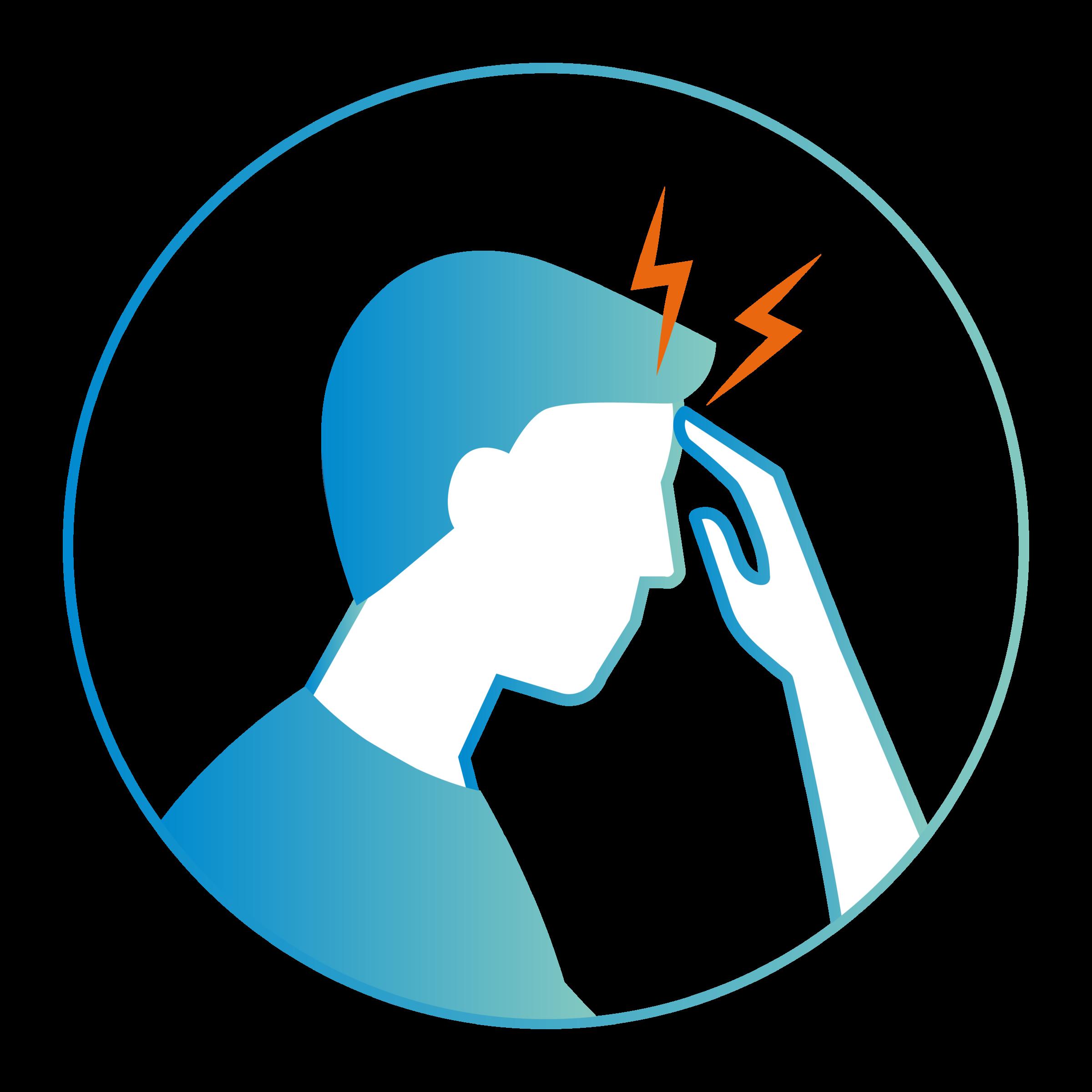Symptômes coronavirus : maux de tête