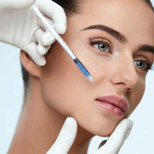 Médecine esthétique à Cannes : Injections d'acide hyaluronique anti-âge